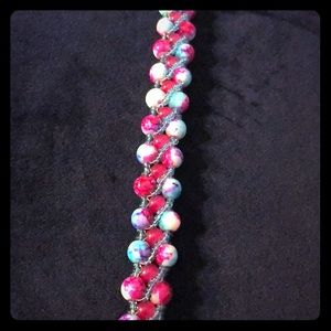 Jewelry - 💘Original one of a kind bead bracelet💘